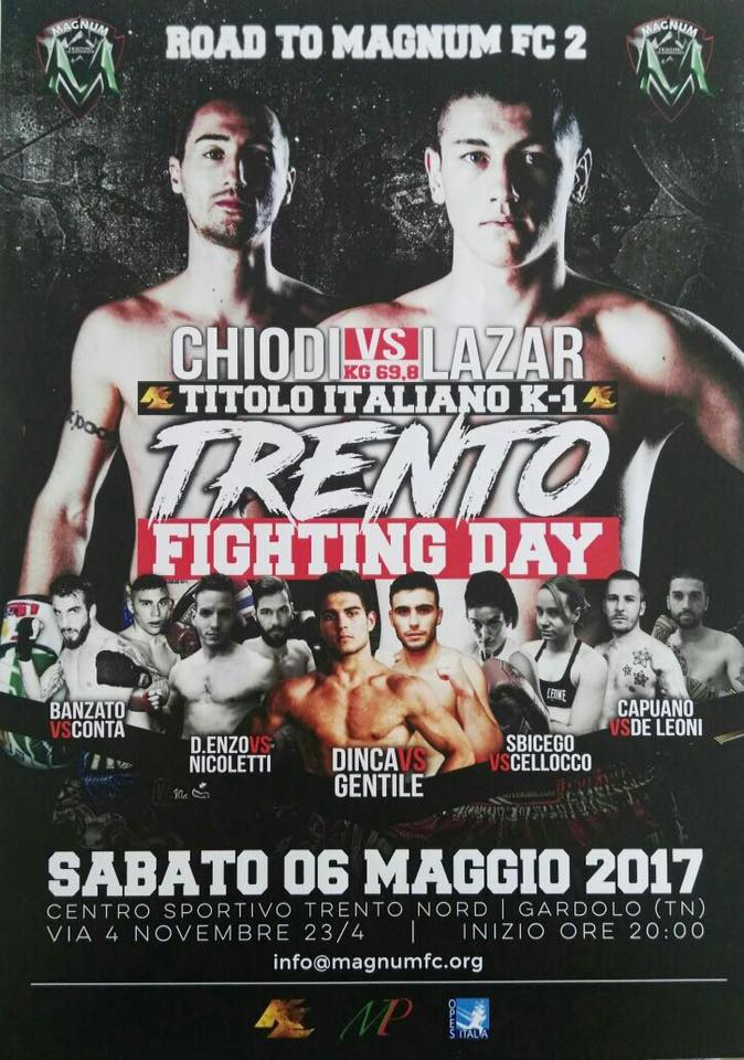 Trento Fighting Day